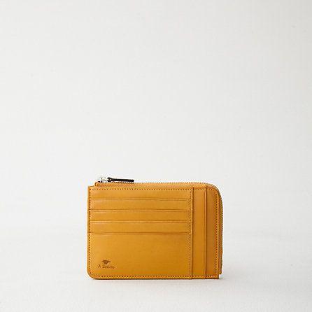 Il Bussetto Flat Zip Wallet | Mens Accessories | Steven Alan
