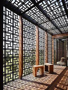 imaginative geometric screen!