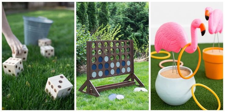 15 DIY Outdoor Games You Should Play This Summer