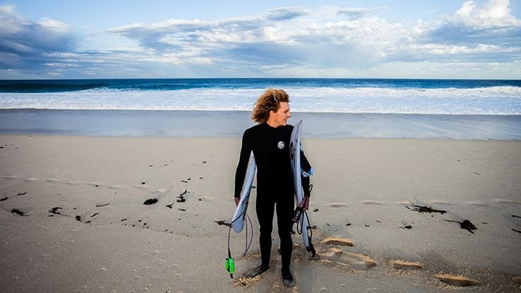 Meet the guy making waves at the Burleigh Pro