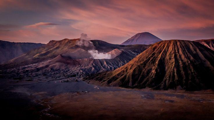 Mount Bromo Sunrise