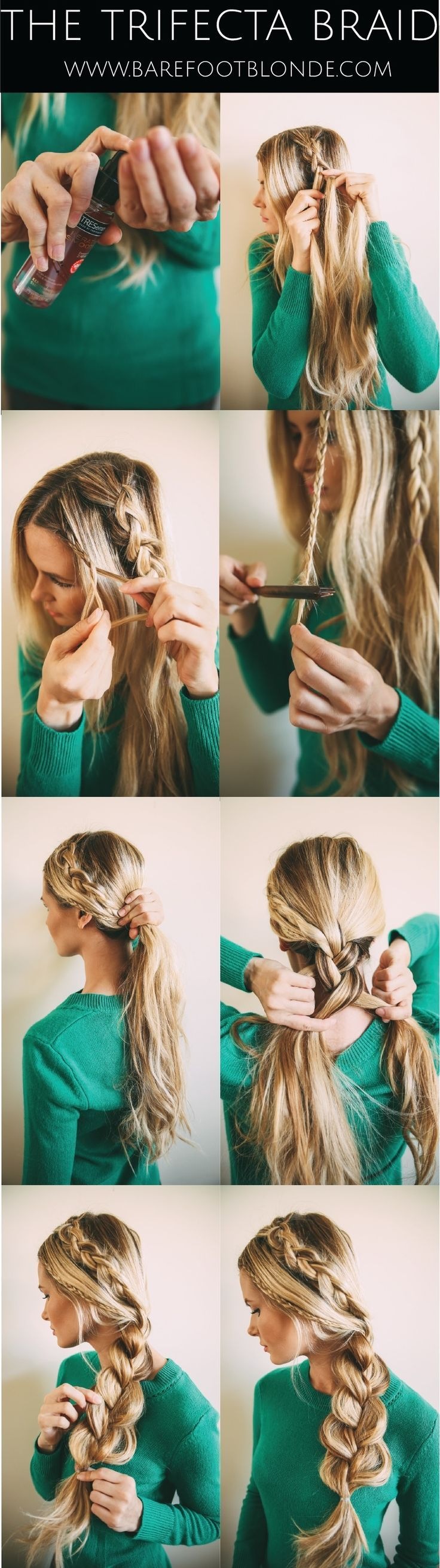 166 best hairstyles images on Pinterest