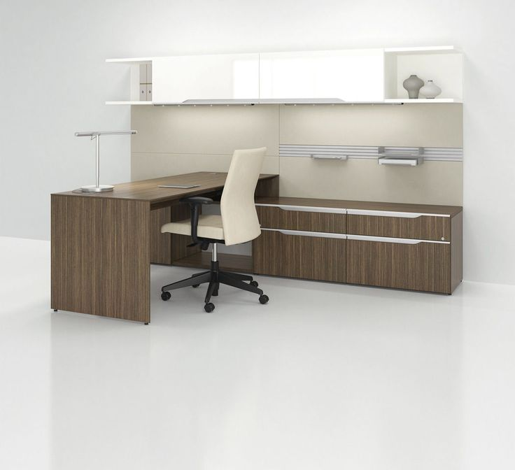 Contemporary Desk In Wood Commercial Nex Groupe