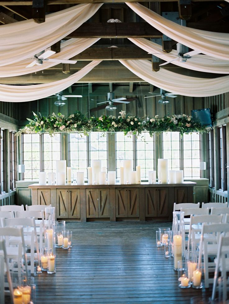 Photography : Lauren Kinsey Fine Art Weddings | Reception Venue : The Lakehouse at Watercolor Inn and Resort | Floral Design : Events by Nouveau Flowers | Event Planning : Christina Gillon Events Read More on SMP: http://www.stylemepretty.com/2017/03/13/organic-watercolor-florida-wedding/