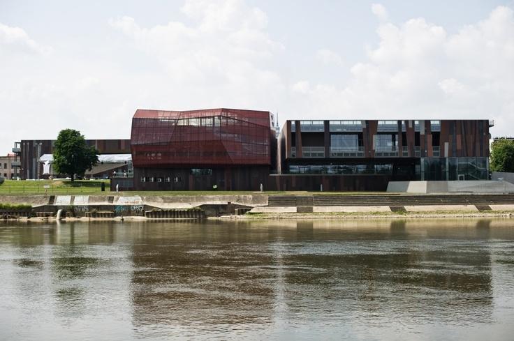 Centrum Nauki Kopernik, Science Museum - Warsaw, Poland
