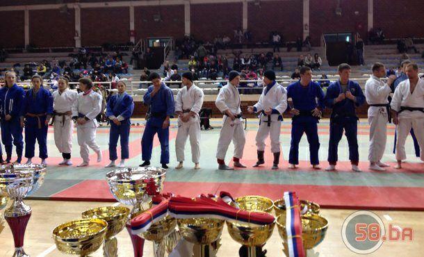 Džudo prvenstvo Republike Srpske održano u Višegradu [VIDEO]