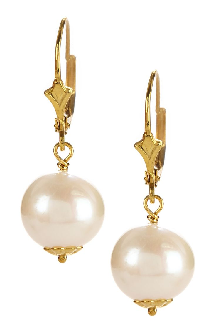 1000 ideas about pearl drop earrings on pinterest sea. Black Bedroom Furniture Sets. Home Design Ideas