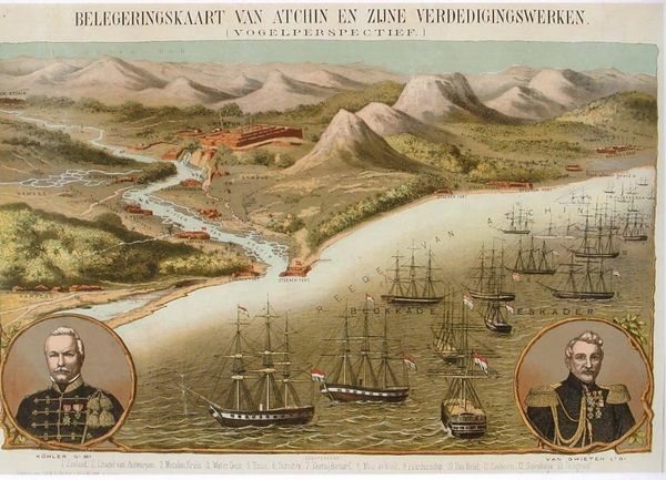 Dutch expeditions to Aceh in 1873