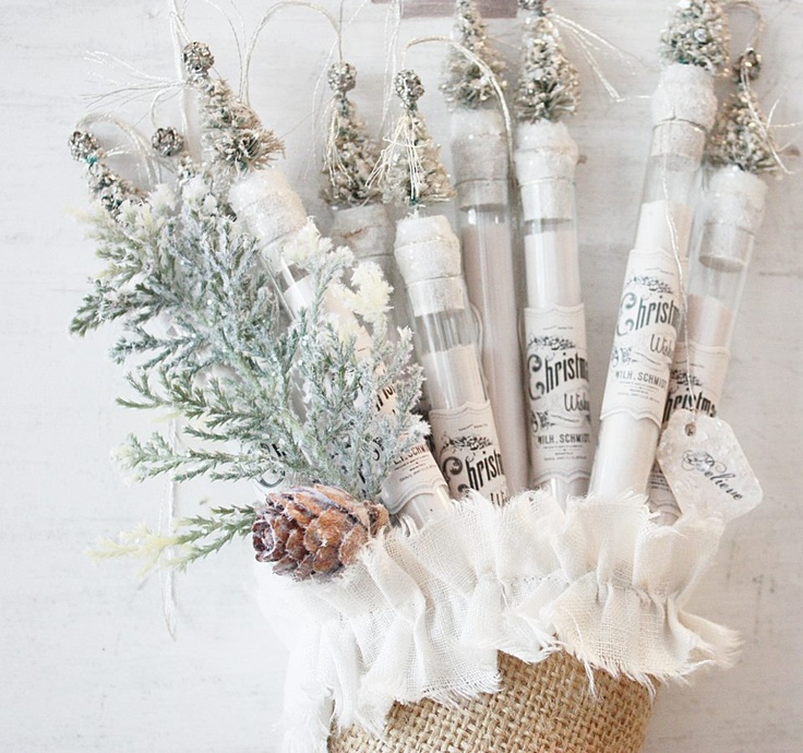 47 Best Images About Test Tube Christmas Ideas On
