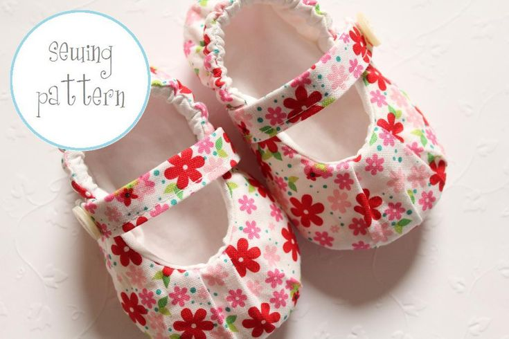 Baby Shoes - Mary Janes with Ruching Pattern sewing pattern $4.00 on Craftsy at http://www.craftsy.com/pattern/sewing/other/baby-shoes---mary-janes-with-ruching/28350