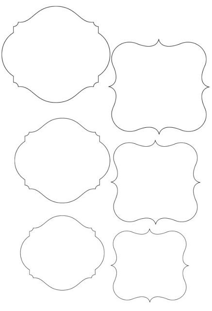 frame templates