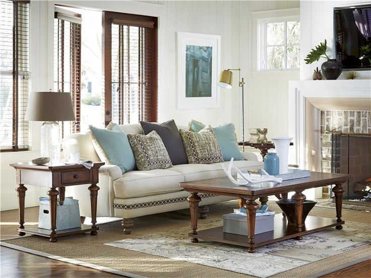 17 Best Images About Paula Deen Furniture On Pinterest Round Ottoman Home Collections And