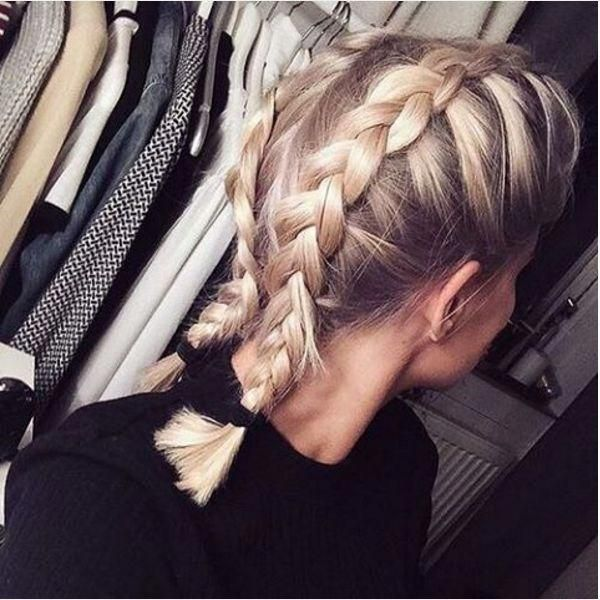 boxer braids for short hair #Shorthairideas – #box…