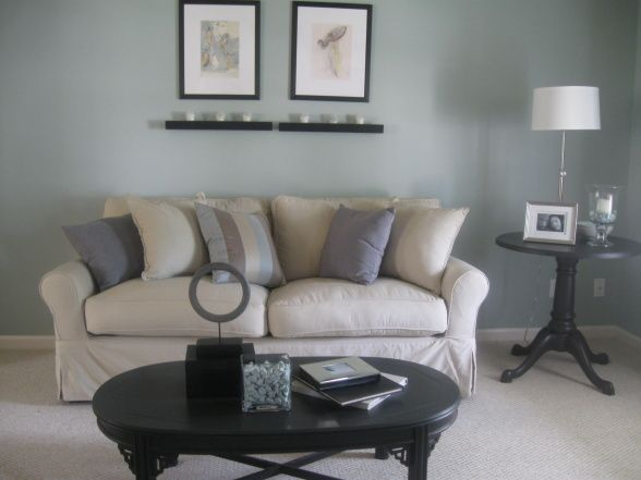 woodlawn sterling blue |  Bedroom, office and master bedroom color