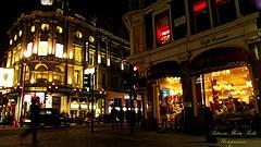 Rendez-vous at the tea house | London City Portal/title