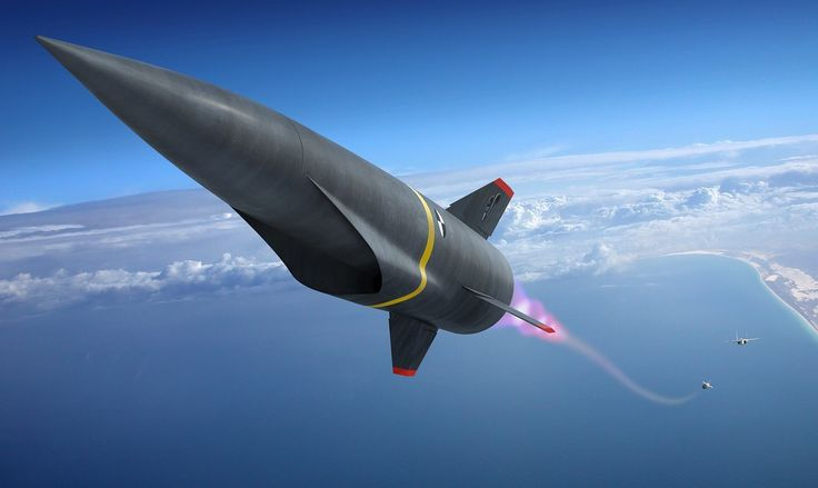 Looming Hypersonic Arms Race