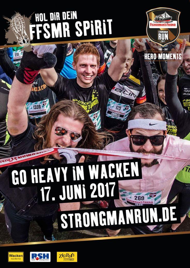 NEWS:  FISHERMAN'S FRIEND STRONGMANRUN in Wacken – Runde 2 startet im Juni!