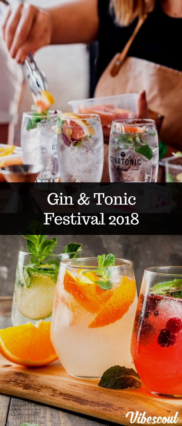 25 February 2018. Taste, swirl and revel in the most exciting, fastest growing spirit category in the world. #capetown #festival #capetownfestival #gintonic