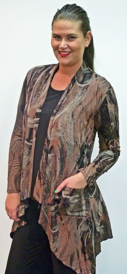Jacket Casey Pocket Long Sleeve Colour:  Bronze Size: M Original Price : AUD $ 99.00 Today's Price : AUD $ 69.00