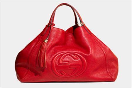 Красная сумочка будет главным трендом 2012 года