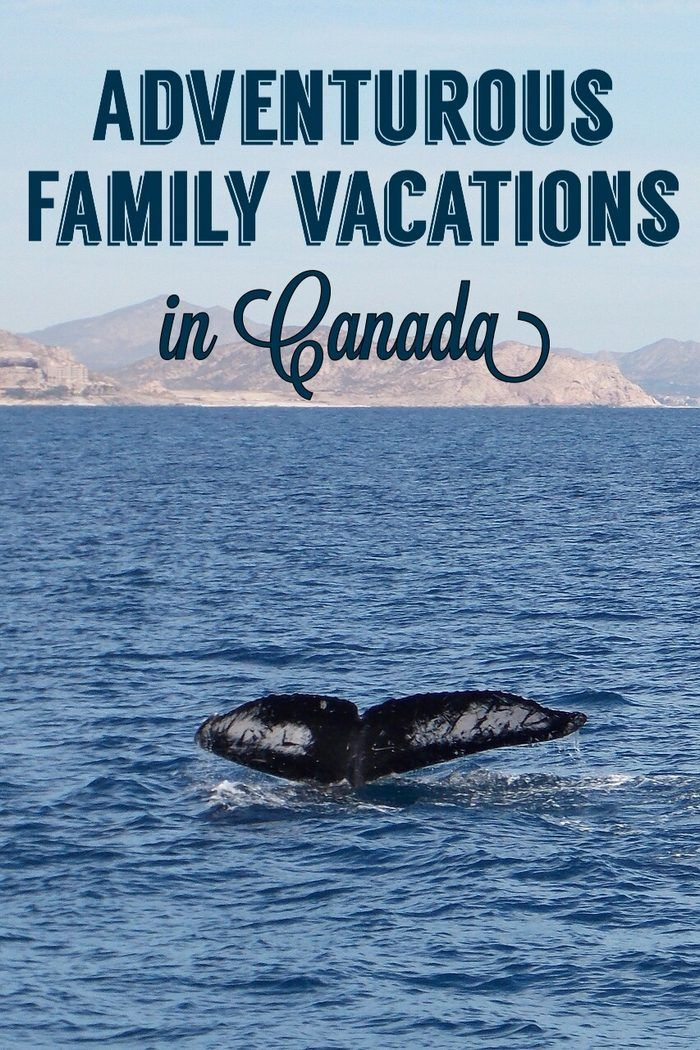 Have a family adventure this May Long Weekend and all summer long!  Plan a few fun adventurous family vacations in Canada and make exciting memories that will last a lifetime!