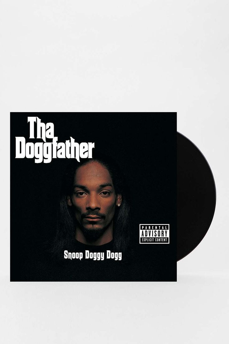 Snoop Doggy Dog - Tha Doggfather LP - Urban Outfitters