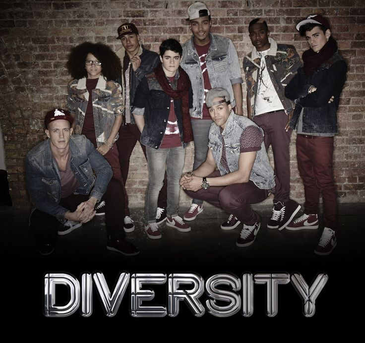 Diversity Dancing Group 90