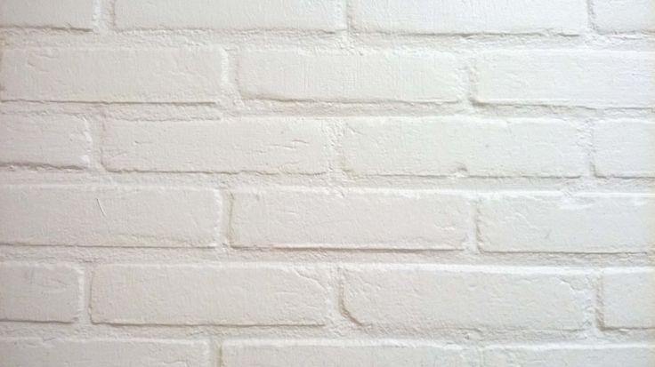 witte muur (badkamer)