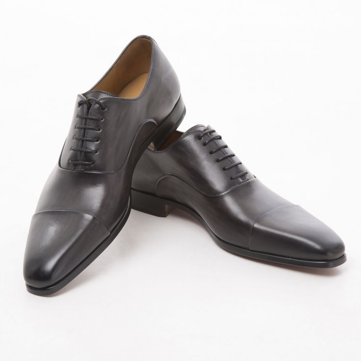 Chaussure Derby Homme Grise