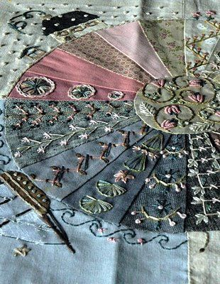Gipsy Quilt: love the grays and pinks