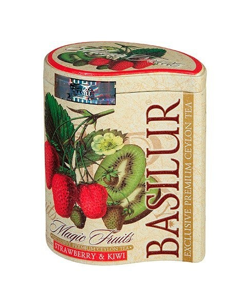 Basilur Strawberry & Kiwi