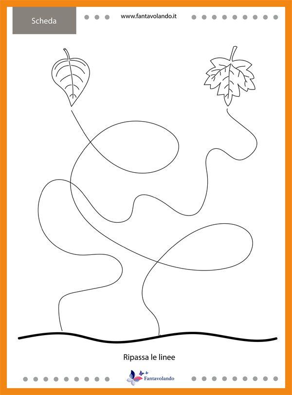 Cadono le foglie | Fantavolando