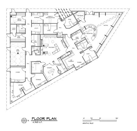 1000 Images About Floor Plans Veterinary Hospital Design On Pinterest Parks Rowan And Be Ready