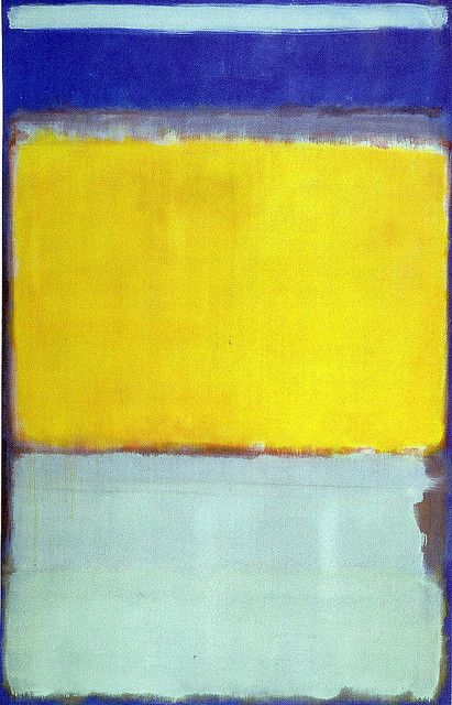 Mark Rothko - Number 10, 1950   Flickr - Photo Sharing!