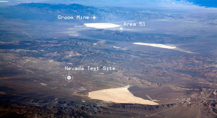 The Unlikely Struggle Of The Family Whose Neighbor Is Area 51