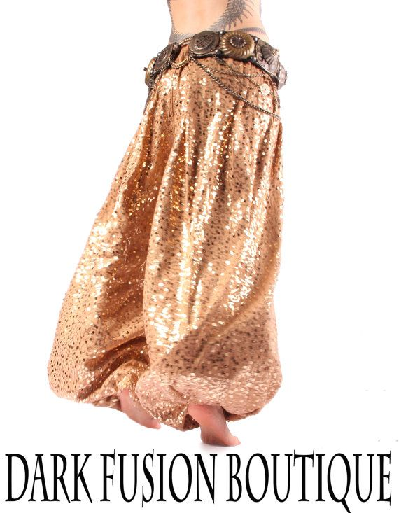 Pantaloons YOUR SIZE Pants Bloomers Sepia by darkfusionboutique