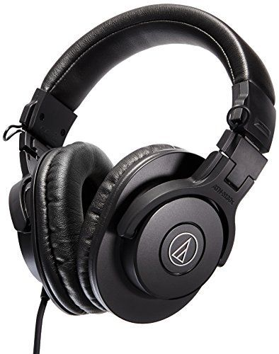 #7: Audio-Technica ATH-M30x Professional Studio Monitor Headphones Audio Technica ATH M30x Professional Monitor Headphones ranks among the best of the highest selling products online in Musical Instruments  category in USA. Click below to see its Availability and Price in YOUR country.