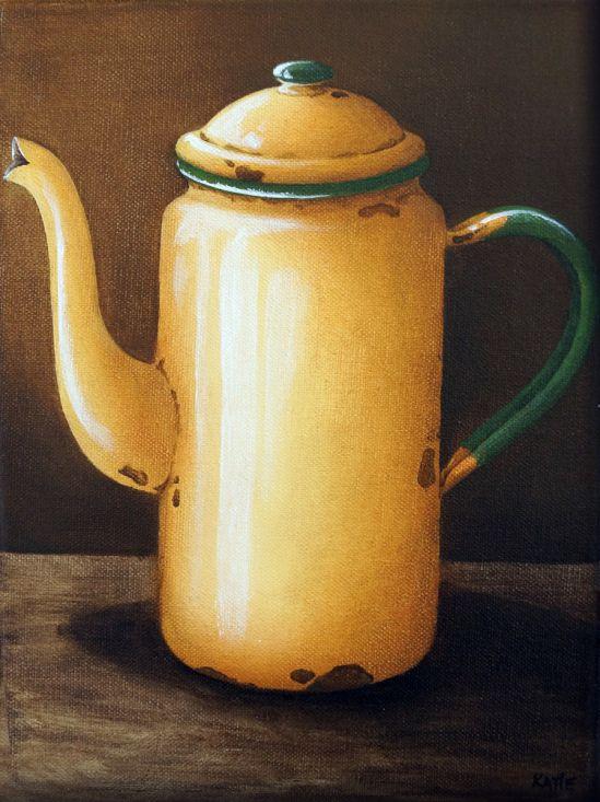 Chaleira, Amarelo (300 x 225) por Katie - VENDIDO