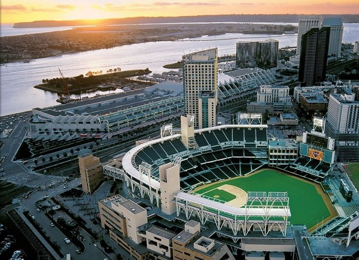 Home of the San Diego Padres: Petco Park