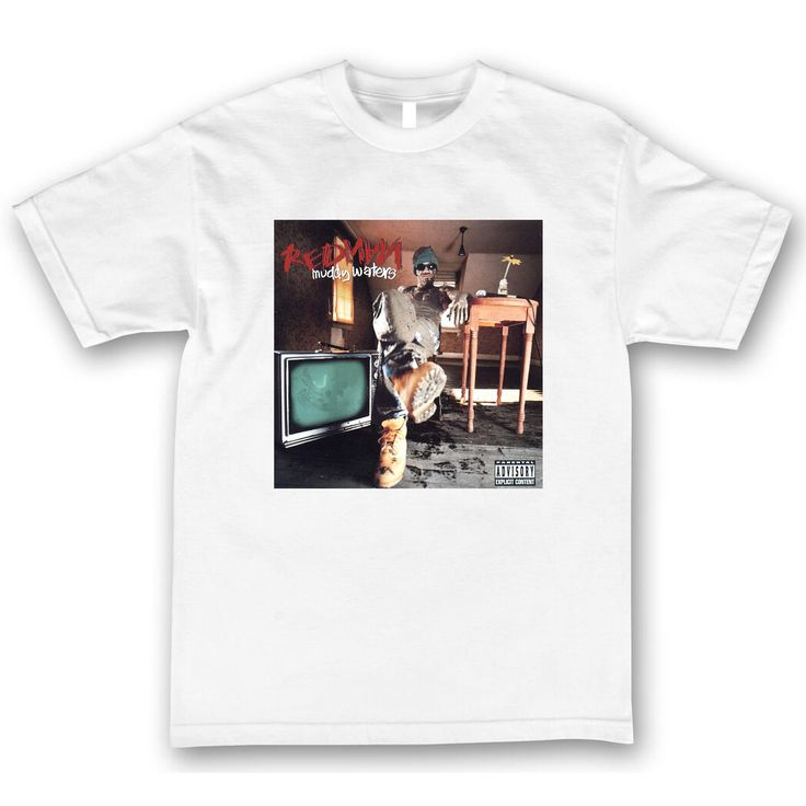 >> Click to Buy << Redman Muddy Waters  T Shirt CD Vinyl Poster T-Shirts #Affiliate