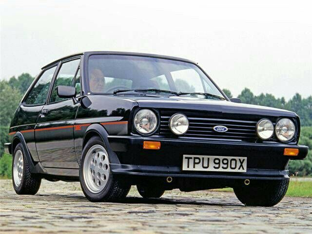 Ford Fiesta XR2 / by @classicauto79