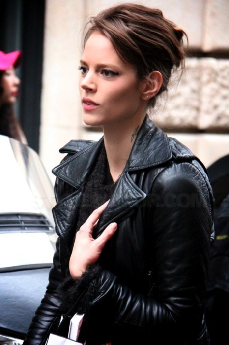 Freja Beha old picture