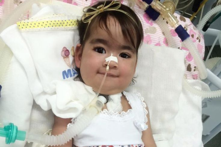 This is Marianny. She was diagnosed with a neuromuscular disorder known as SMA (Spinal muscular atrophy), the type 1 (the most severe one). The amount of money we are trying to obtain with this GoFundMe campaing will be used to bear the costs of a vaccine called Spiranza, only available in U....