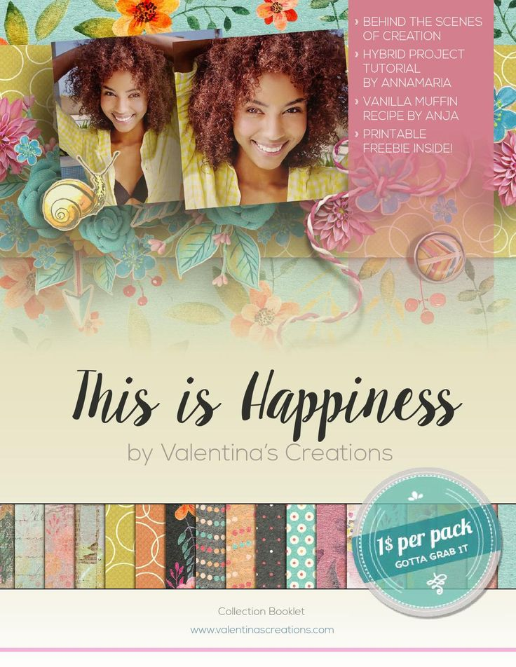 This is Happiness Booklet