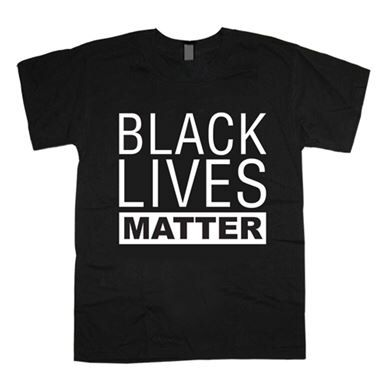 BLACK LIVES MATTER TEE #women #men.