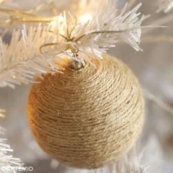 Boule De Noel Ficelle.Décoration De Sapin Noël 2013 Au Naturel Idées Conseils