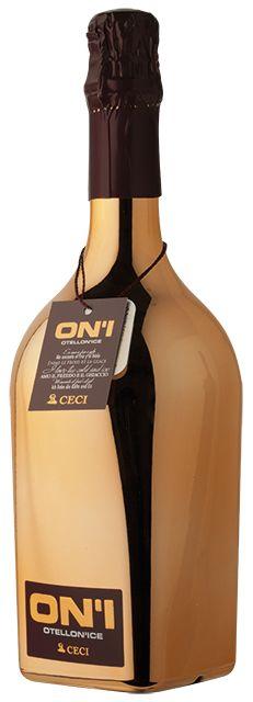 OTELLON'ICE Lambrusco Vino da bere con il ghiaccio - Cantine Ceci