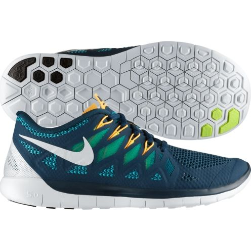 Nike Men's Free 5.0 Running Shoe available at Dick's Sporting Goods