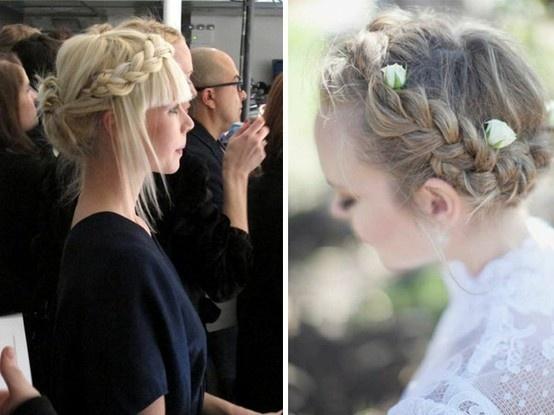 .Wedding Hair, Boho Braids, Beautiful Braids, Bohemian Braids, Bohemian Bridesmaid Hair, Fashion Hairstyles, Braids Style, Hair Style, Flower Girls