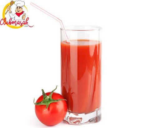 Resep Hidangan Sayuran Tomato Mint Juice, Resep Minuman Untuk Diet, Club Masak